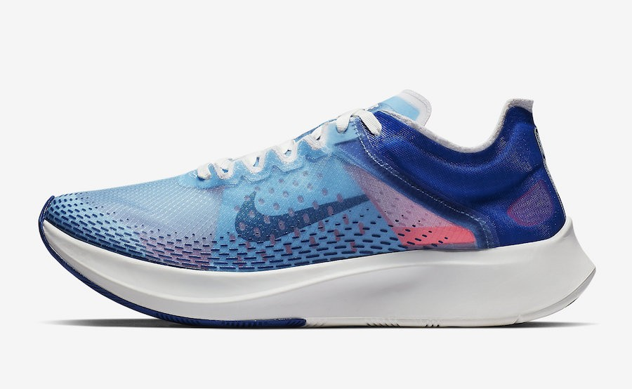 Nike Zoom Fly SP (Indigo Force/Rojas) AT5242-400