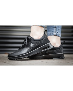 Nike Mujer Air Max Thea PRM *Black Pony Hair Pack* (Negras/Negras) 616723-011