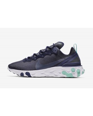Nike React Element 55 (Obsidian/Blancas/Tropical Twist) CI2678-400