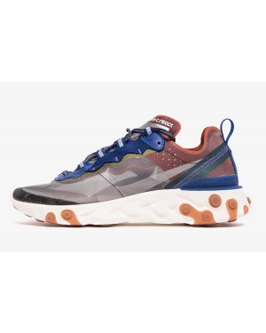 Nike React Element 87 (Dusty Peach/Grises) AQ1090-200