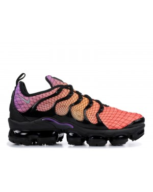 Nike Air VaporMax Plus (Bright Crimson/Plateadas) 924453-604