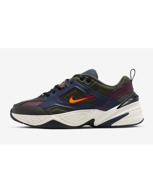 Nike M2K Tekno (Midnight Navy/Bordeaux/Sequoia) AV4789-401