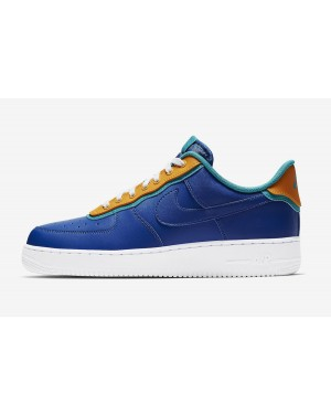 Nike Air Force 1 Low (Indigo Force/Oro/Spirit Teal) AO2439-401