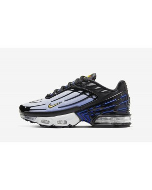 Nike Air Max Plus 3 (Negras/Azul) CD6871-001
