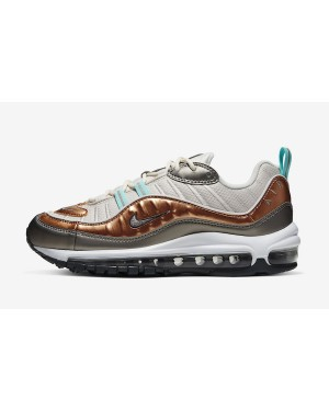 Nike Air Max 98 (Phantom/Copper/Teal) BV6536-002