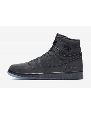 "Air Jordan 1 High Zoom ""Fearless"" (Multi-Color/Negras/Verde/Rojas) BV0006-900"