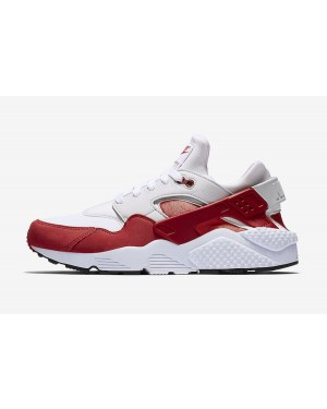 "Nike Air Huarache Run ""DNA CH.1 Pack"" (Blancas/Rojas) AR3864-100"