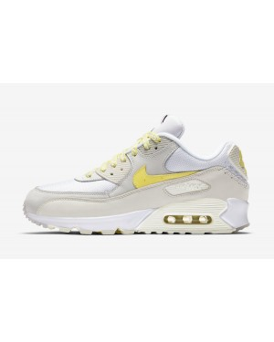 "Nike Air Max 90 PRM ""Mixtape"" (Blancas/Lemon Frost-Light Bone) CI6394-100"