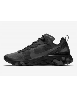 Nike React Element 55 (Negras/Anthracite) BQ6166-008