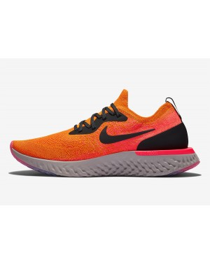 Nike Epic React (Copper Flash/Negras/Flash Crimson) AQ0067-800
