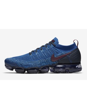 Nike Air VaporMax 2.0 (Azul/Bordeaux/Navy) 942842-401