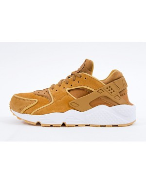 Nike Air Huarache Run Premium (Muted Bronze/Wheat Oro) 683818-202
