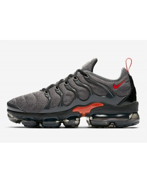 Nike Air VaporMax Plus (Grises/Rojas) 924453-012