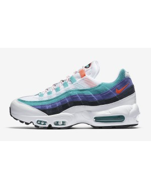 Nike Air Max 95 (Blancas/Flash Crimson/Hyper Jade) AV7939-100