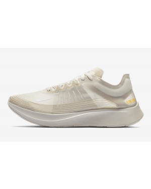 Nike Zoom Fly SP (Light Bone/Blancas) AJ9282-002