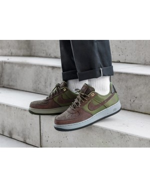 Nike Air Force 1 '07 Premier (Marrones/Olive/Olive) AJ7408-200