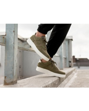 Nike Air Force 1 '07 Suede (Olive/Olive/Sail) AO3835-200