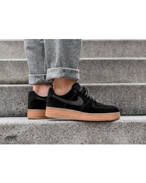 Nike Air Force 1 '07 LV8 Suede (Negras/Marrones/Ivory) AA1117-001