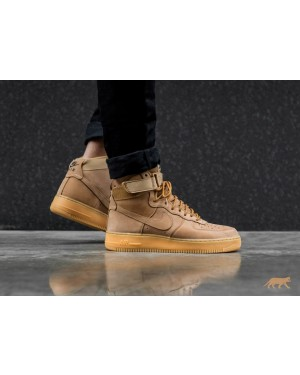 Cargo KhakiSailBright CitronBlack Nike Air Force 1 High