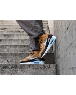 Nike Air Max 90 Essential (Muted Bronze/Royal Tint/Burgundy) AJ1285-202