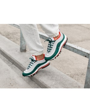 Nike Air Max 97 (Rainforest/Blancas/Naranjas/Negras) 921826-300
