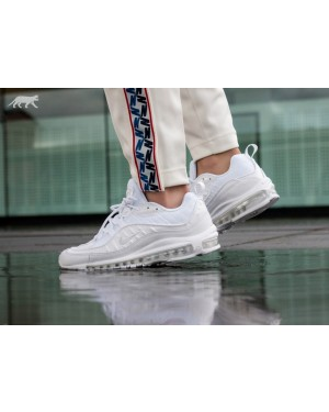 Nike Air Max 98 (Blancas/Pure Platinum) 640744-106