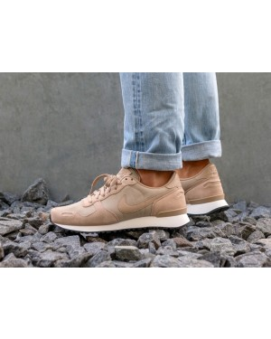Nike Air Vortex Leather (Desert/Desert/Sail/Negras) 918206-201