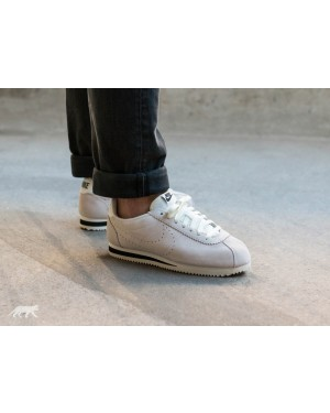 Nike Classic Cortez Suede (Sail/Sail/Negras) AA3108-100