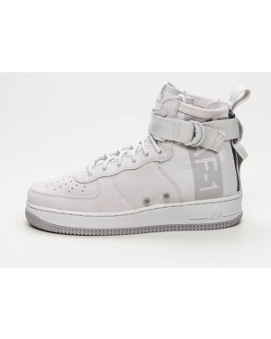 Nike SF Air Force 1 Mid Suede (Grises/Grises) AJ9502-001