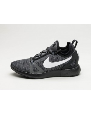 Nike Mujer Duel Racer (Negras/Blancas/Grises oscuro) 927243-004