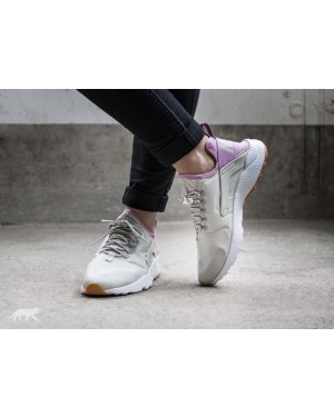 Nike Mujer Air Huarache Run Ultra (Light Bone/Rosas/Blancas) 819151-009