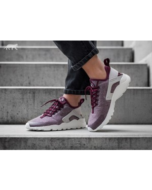 Nike Mujer Air Huarache Run Ultra SE (Rojas/Light Iron Ore) 859516-600