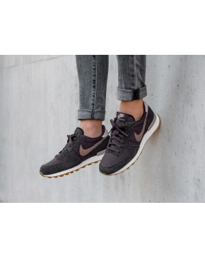 Nike Mujer Internationalist (Grises/Marrones/Blancas) 828407-024