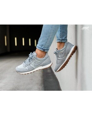 Nike Mujer Internationalist (Grises/Grises/Sail/Marrones) 828407-018