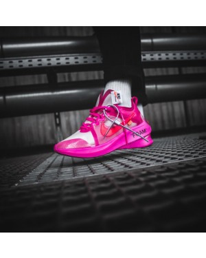 Off-White x Nike Zoom Fly SP (Rosas/Rosas) AJ4588-600